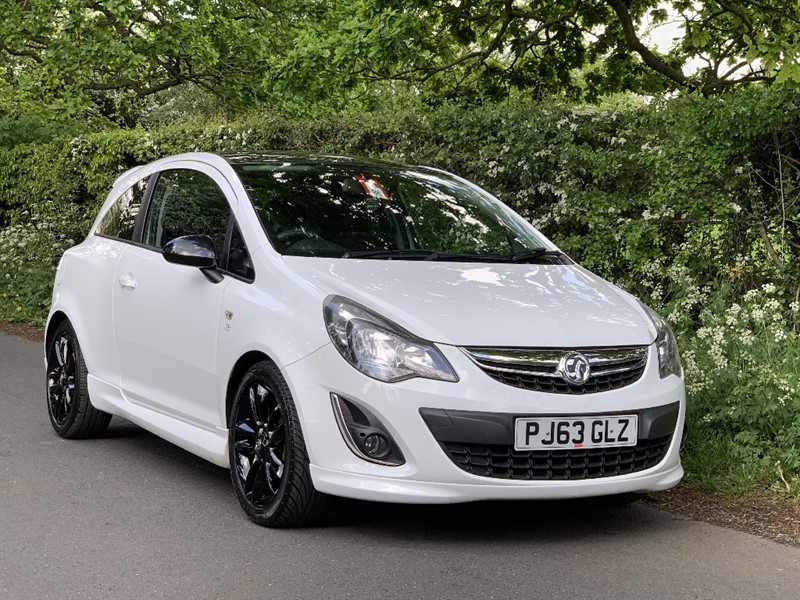 used Vauxhall Corsa LIMITED EDITION in in-preston-and-lancashire
