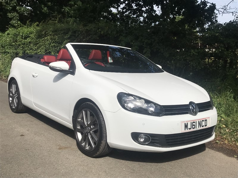 used VW Golf GT TSI in in-preston-and-lancashire