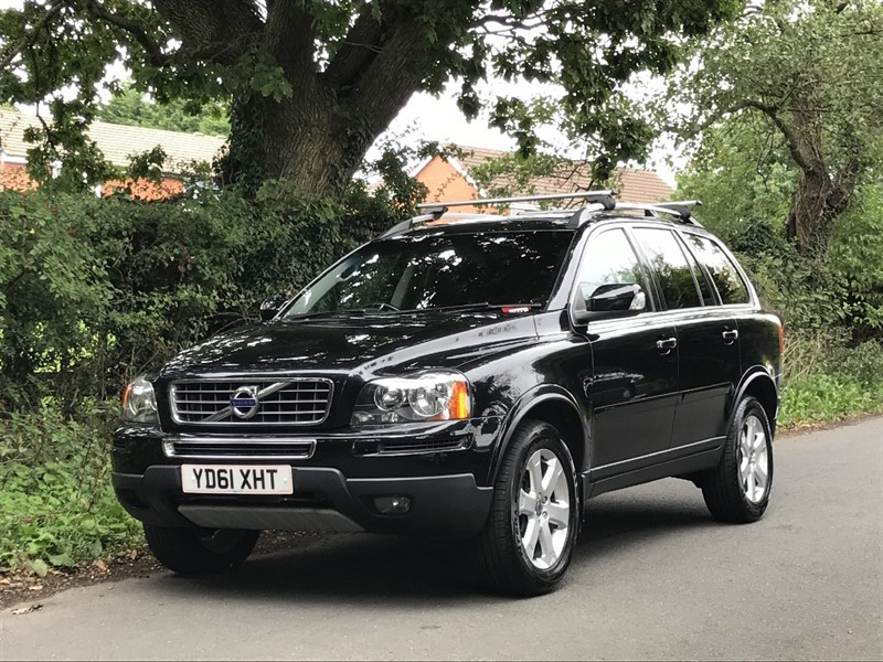 used Volvo XC90 D5 SE AWD LEATHER + 7 SEATS in in-preston-and-lancashire