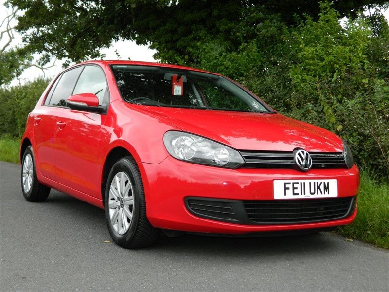 used VW Golf SE TDI £30 ROAD TAX AND 62MPG COMBINED in in-preston-and-lancashire