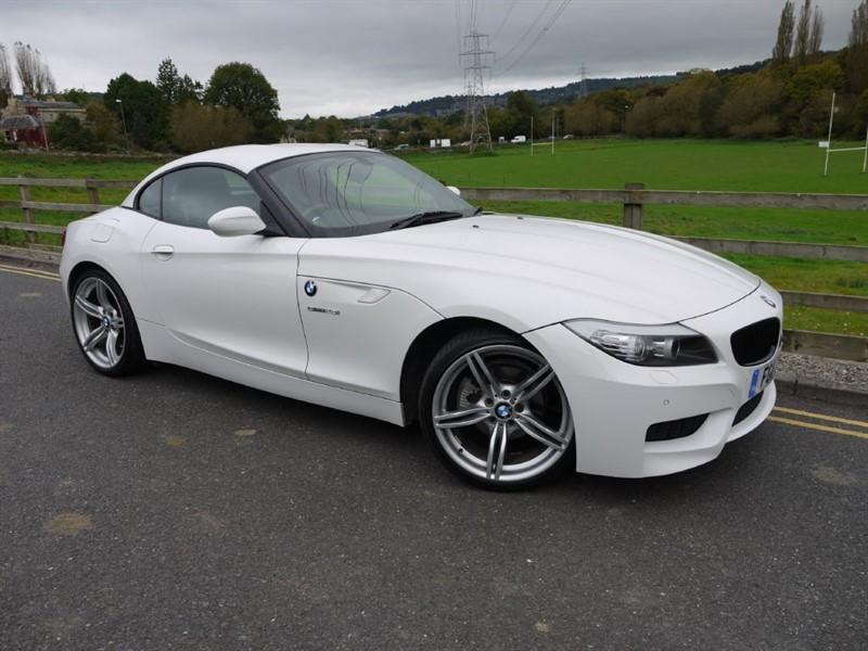 used BMW Z4 SDRIVE23I M SPORT HIGHLINE EDITION