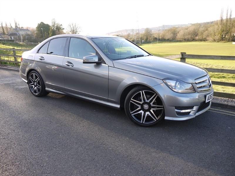 used Mercedes C350 CDI BLUEEFFICIENCY AMG SPORT PLUS