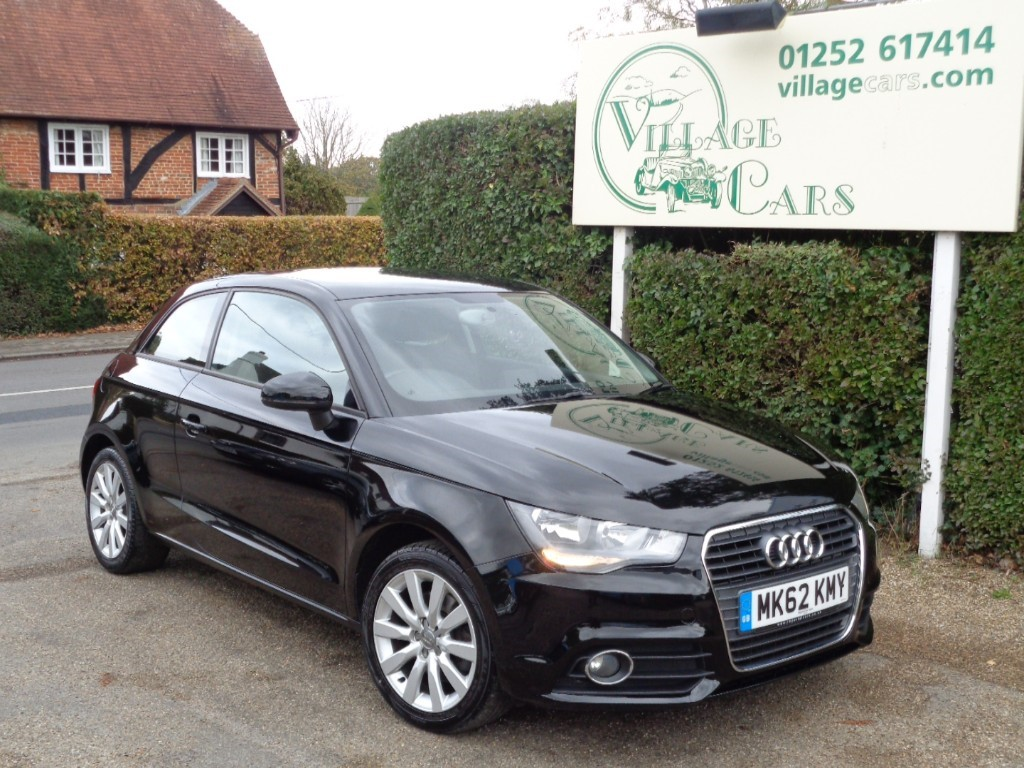 used Audi A1 TDI SPORT in fleet