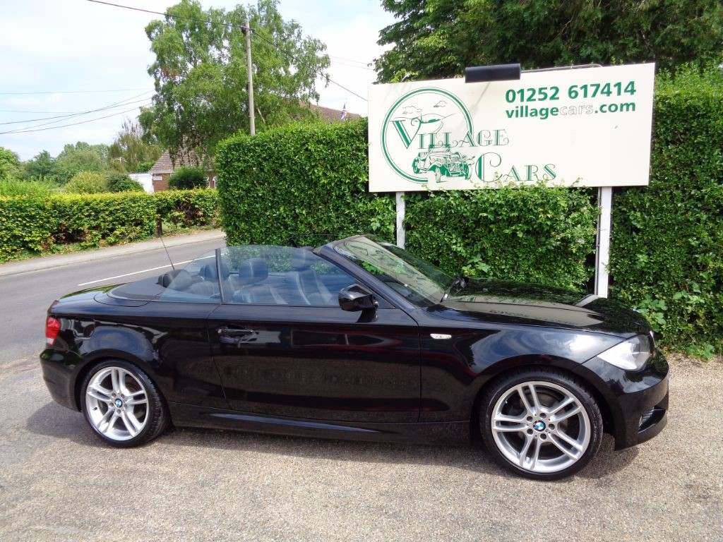 used BMW 120i M SPORT WITH HEATED LEATHER CRUISE & REAR SENSORS in fleet