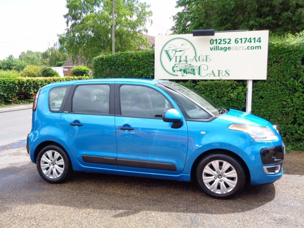 used Citroen C3 Picasso VTR PLUS HDI FULL MAIN DEALER SERVICE RECORD in fleet