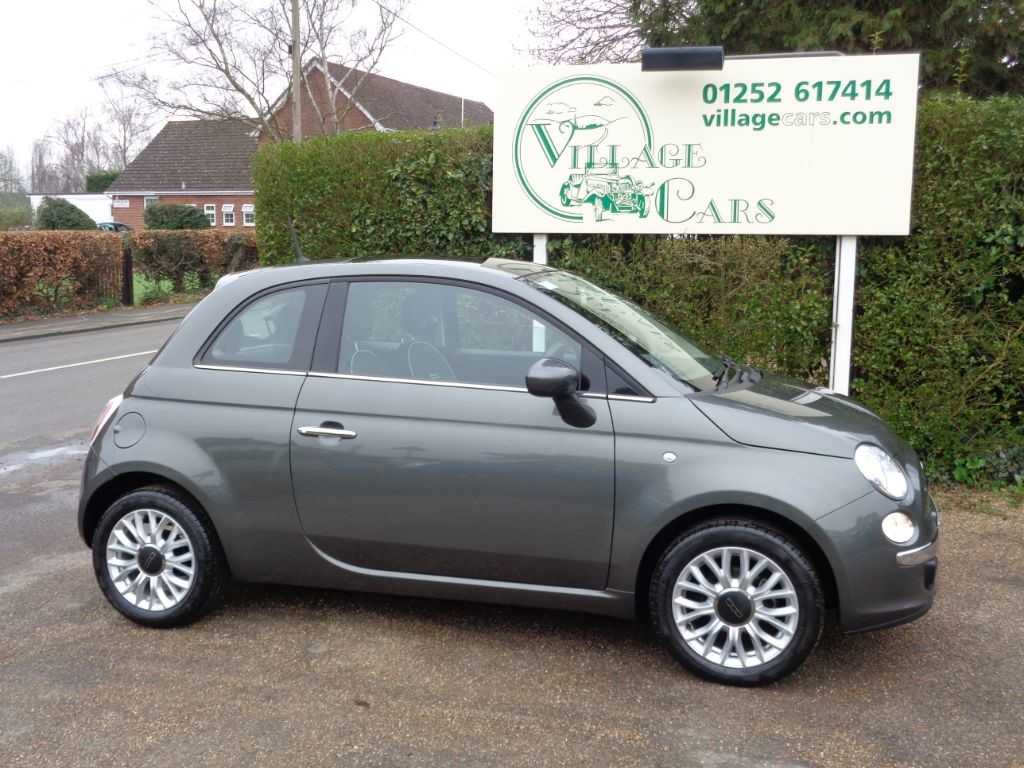 Used Fiat 500 For Sale | Fleet, Hampshire