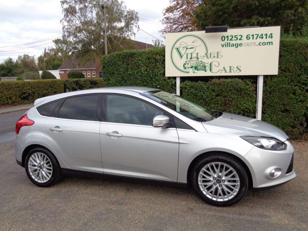 used Ford Focus ZETEC £20 Tax Full service History Dab Radio cd in fleet