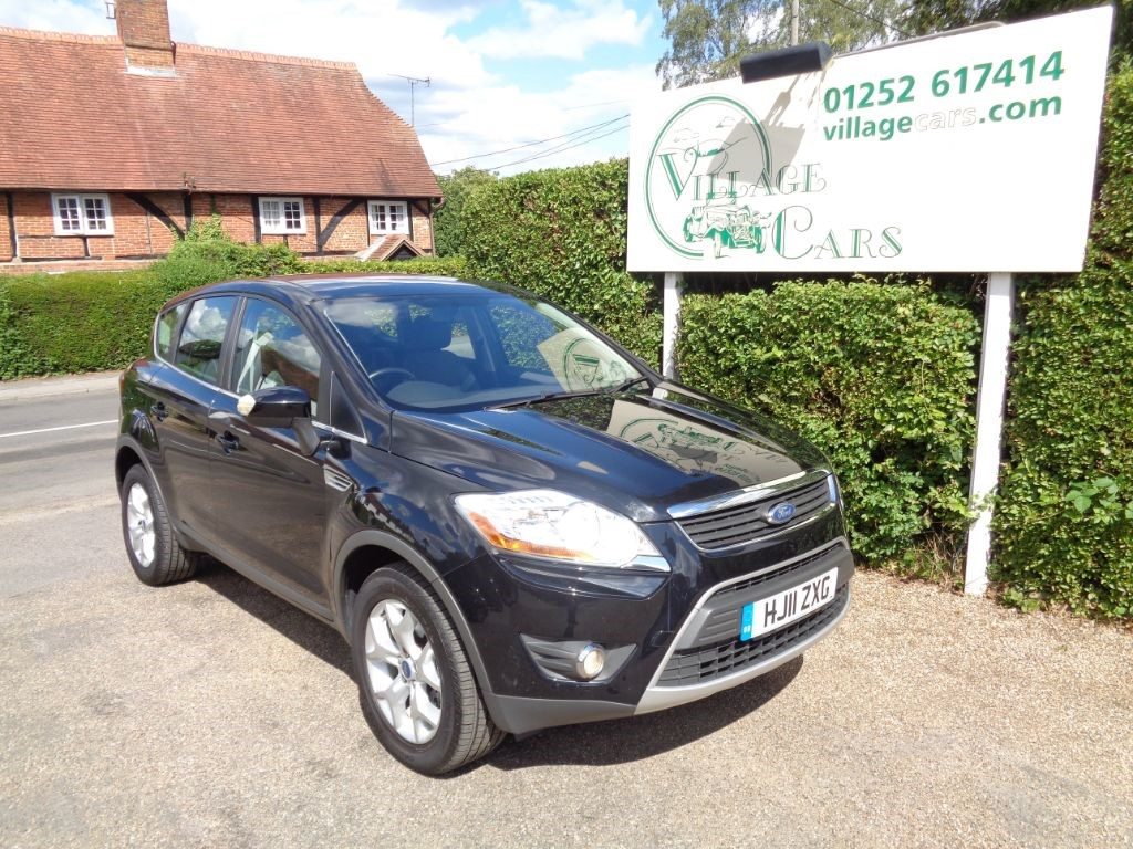 used Ford Kuga ZETEC TDCI 2WD FULL HISTORY HEATED SCREEN DUAL CLIMATE in fleet