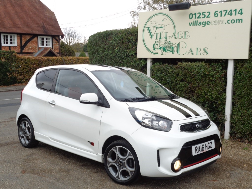 used Kia Picanto CHILLI ISG in fleet