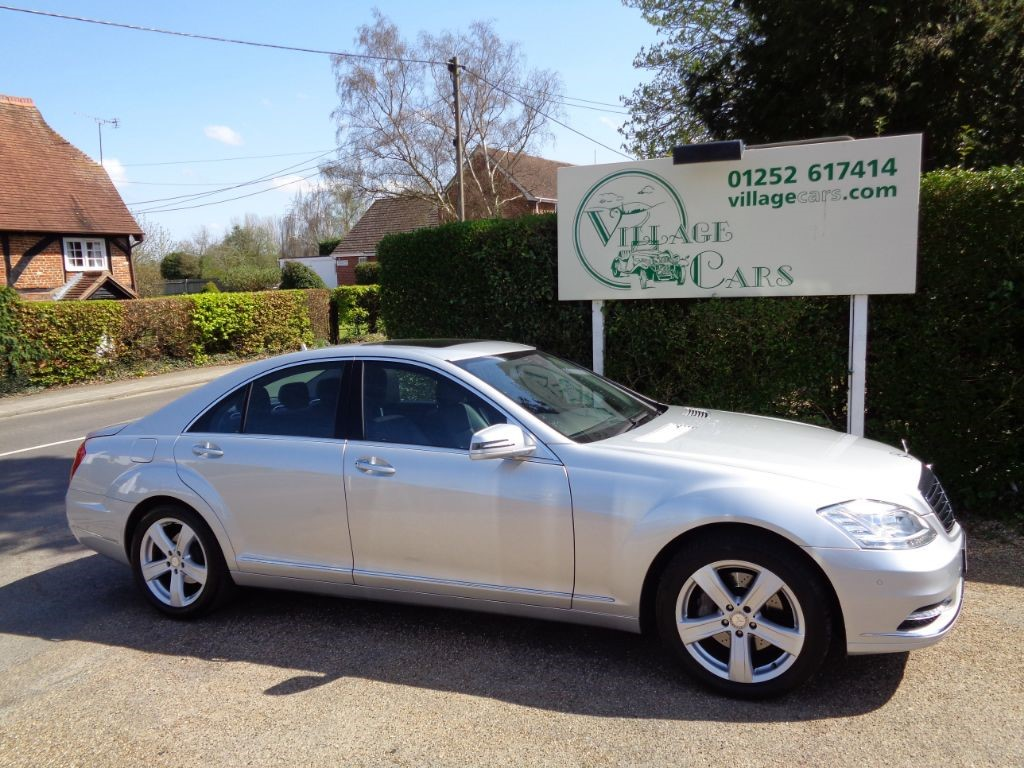 Used Mercedes S350 For Sale | Fleet, Hampshire