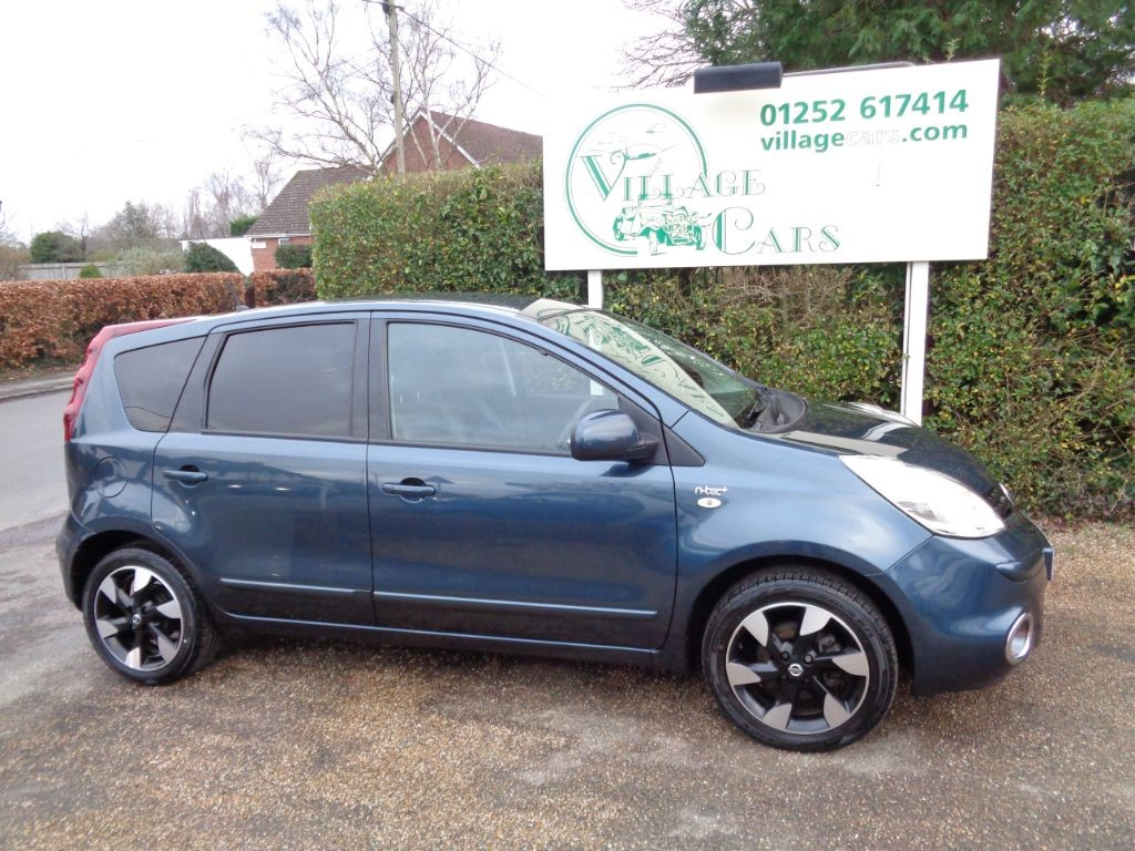 Nissan Note for sale