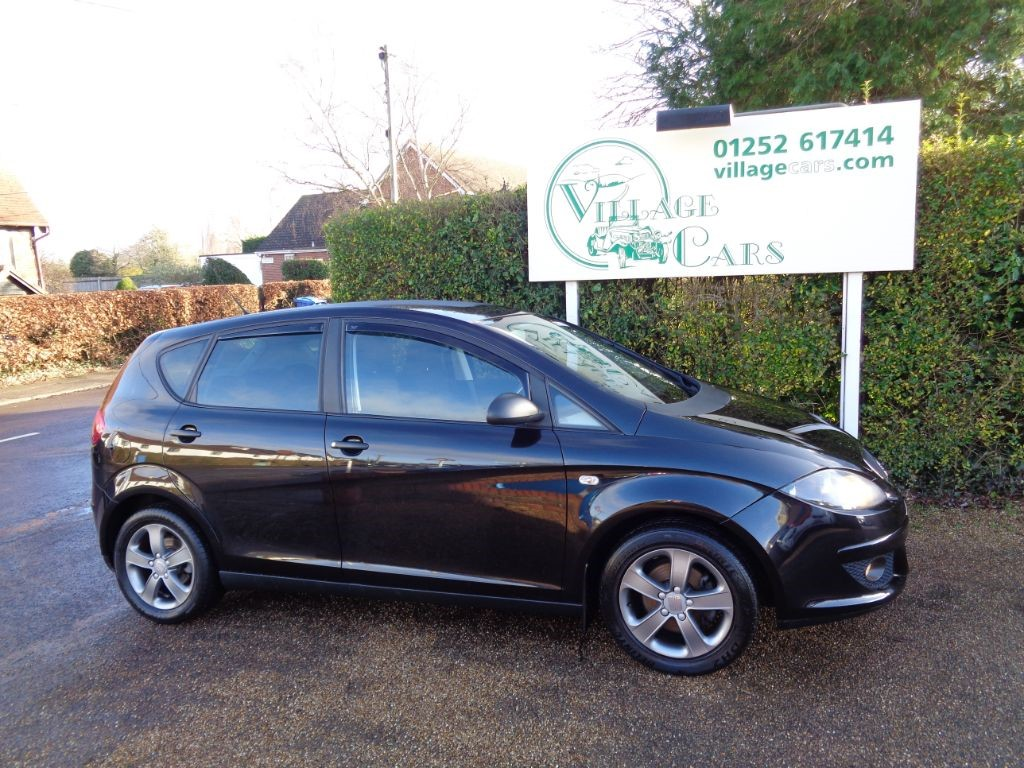 used SEAT Altea REFERENCE TDI AIR CON CRUISE FULL HISTORY in fleet
