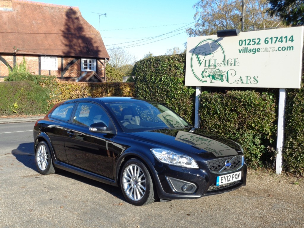 used Volvo C30 DRIVE SE LUX START/STOP in fleet