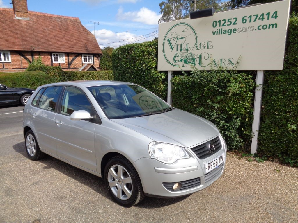 used VW Polo MATCH LOW MILES FULL HISTORY AIR CON in fleet