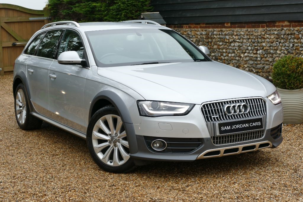 Used Audi A Allroad For Sale Bury St Edmunds Suffolk - Audi car jordan