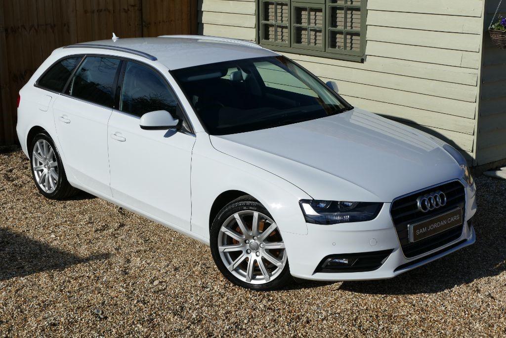 Used Audi A4 Avant For Sale | Bury St Edmunds, Suffolk