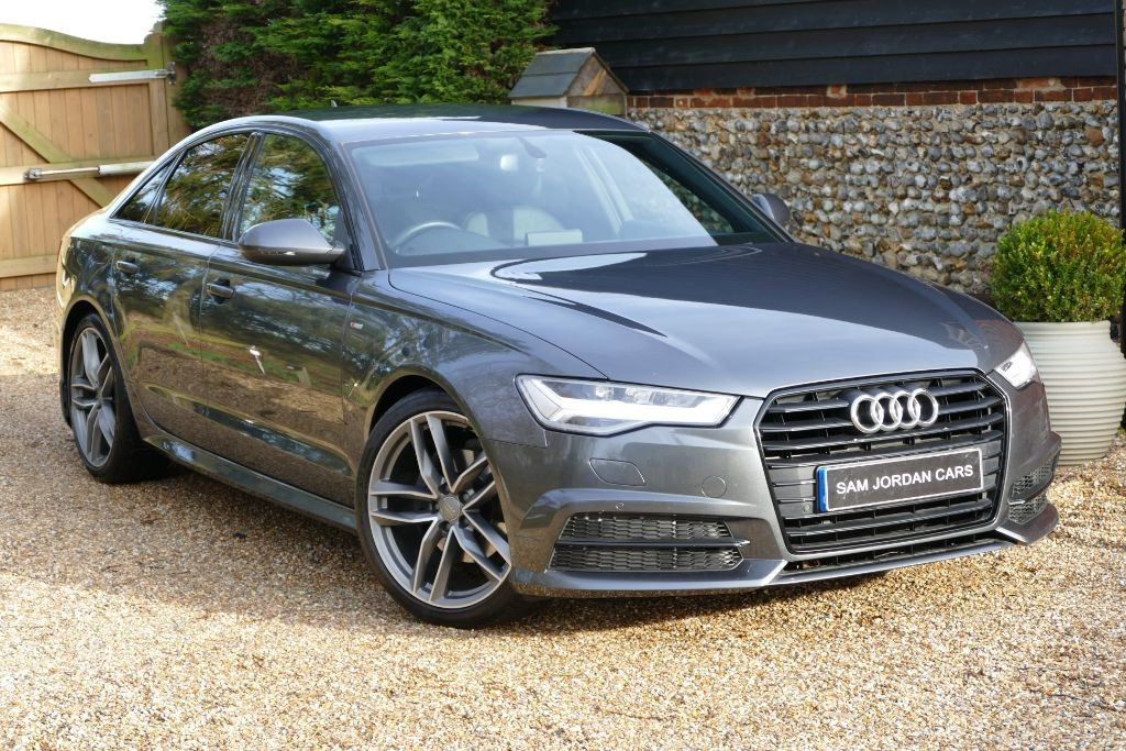 edition used line sale avant audi in for s tdi bedford bedfordshire car quattro black infinity