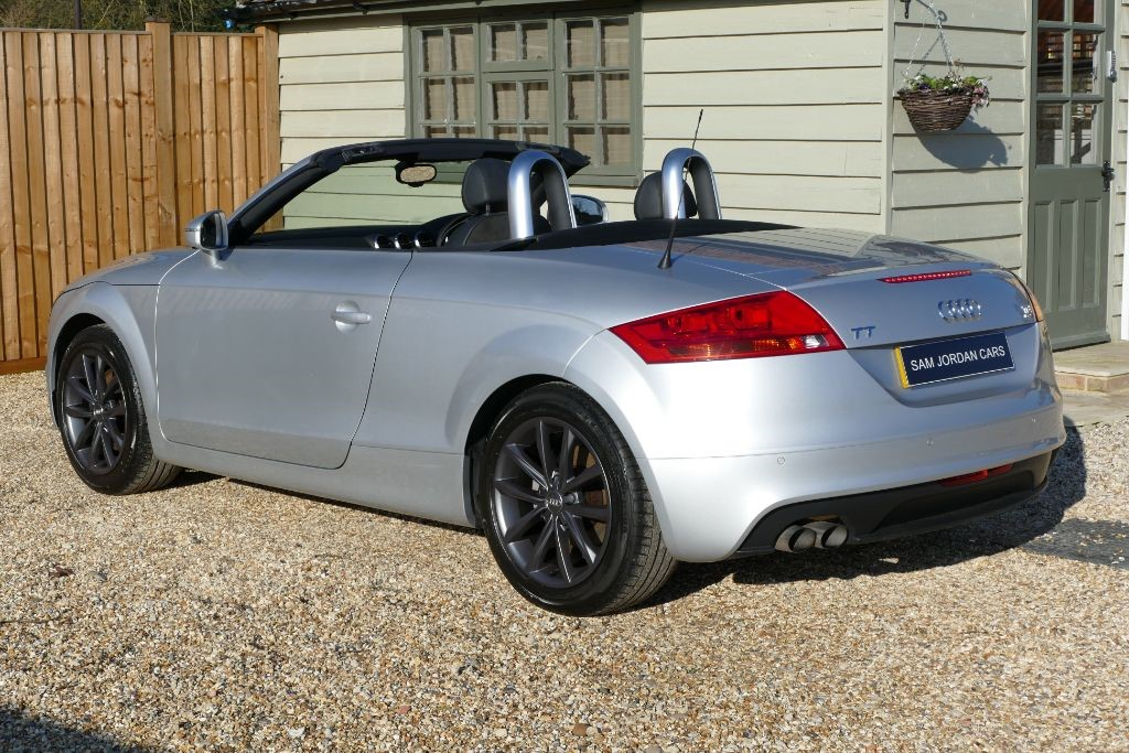 tradecarview used stock audi sale tt car for