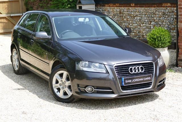 used Audi A3 1.6 TDI SE in bury-st-edmunds-suffolk