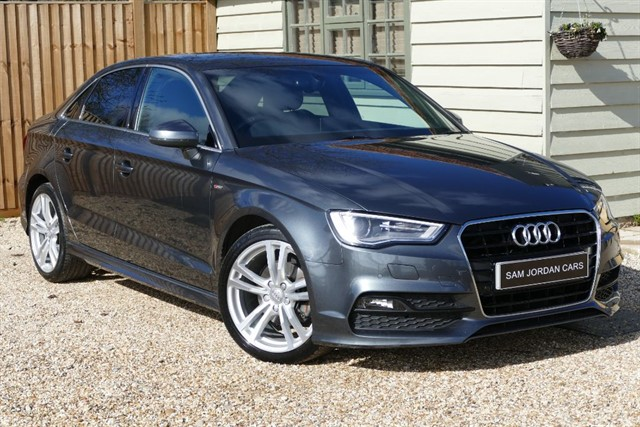 used Audi A3 2.0 TDI S LINE in bury-st-edmunds-suffolk