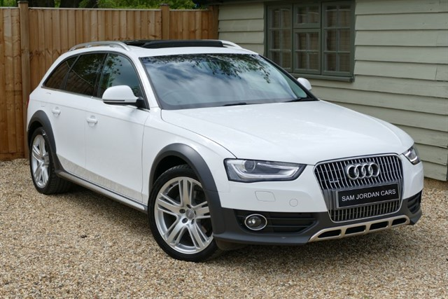 used Audi A4 allroad 2.0 TDI QUATTRO SPORT in bury-st-edmunds-suffolk