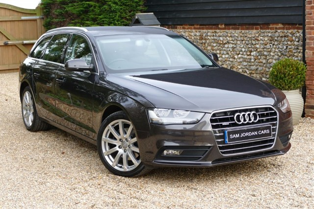 used Audi A4 Avant 2.0 TDI QUATTRO SE TECHNIK in bury-st-edmunds-suffolk