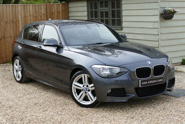 used BMW 116d M SPORT Automatic in bury-st-edmunds-suffolk