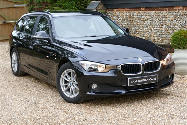 used BMW 320d EFFICIENTDYNAMICS BUSINESS TOURING in bury-st-edmunds-suffolk