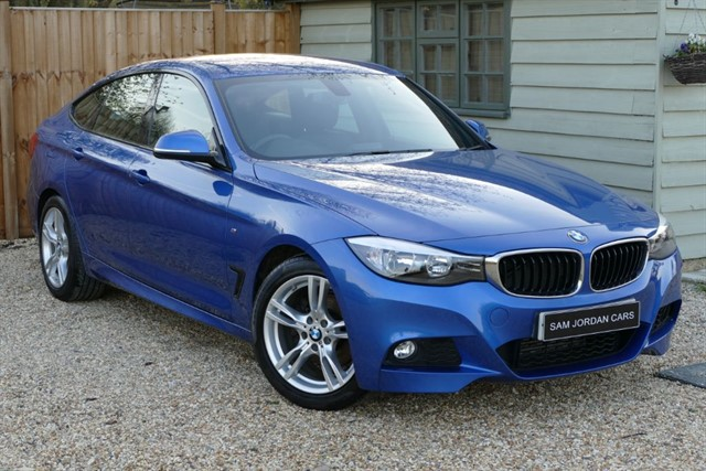 used BMW 320d GT M Sport  in bury-st-edmunds-suffolk