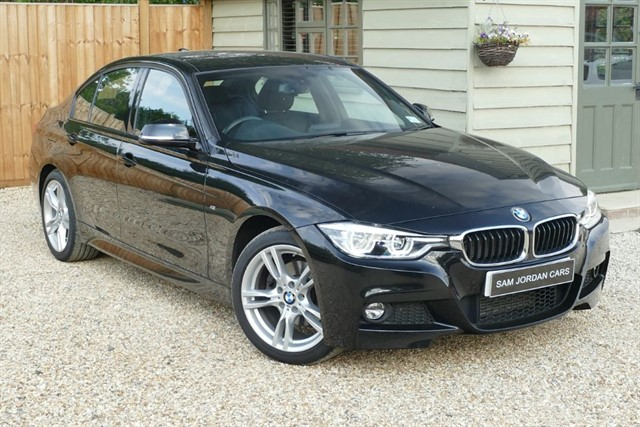 used BMW 320d M SPORT in bury-st-edmunds-suffolk