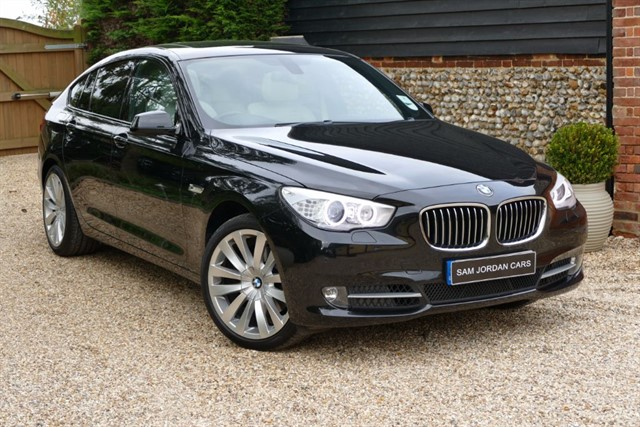 used BMW 520d SE GT in bury-st-edmunds-suffolk