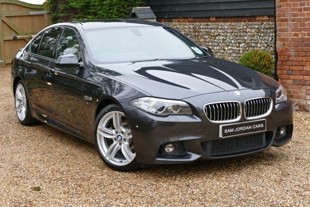 used BMW 520d M SPORT in bury-st-edmunds-suffolk