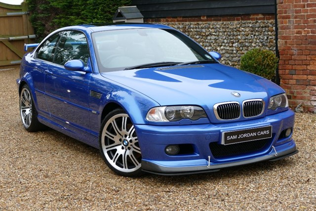 used BMW M3 SMG in bury-st-edmunds-suffolk