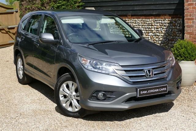 used Honda CR-V SE 2.2 I-DTEC 4WD NEW SHAPE in bury-st-edmunds-suffolk