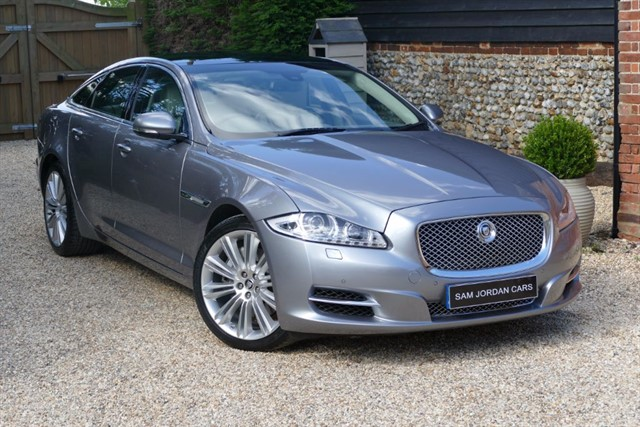 used Jaguar XJ D V6 PORTFOLIO in bury-st-edmunds-suffolk