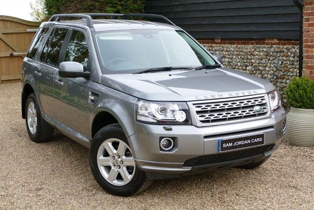 used Land Rover Freelander 2 SD4 GS Automatic in bury-st-edmunds-suffolk