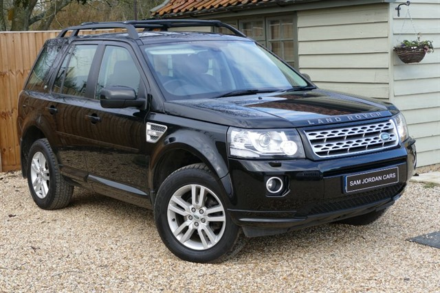 used Land Rover Freelander 2.2 TD4 XS in bury-st-edmunds-suffolk