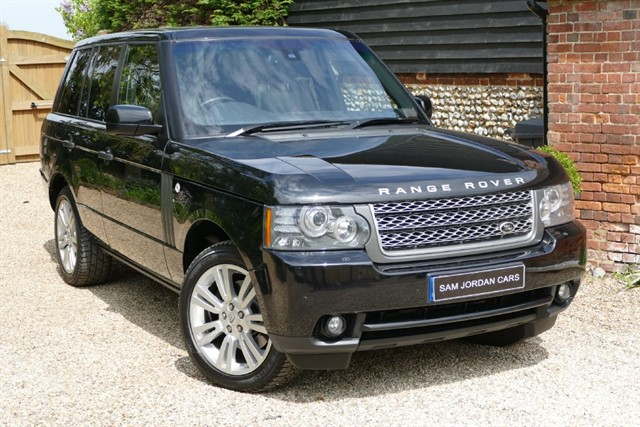used Land Rover Range Rover TDV8 VOGUE in bury-st-edmunds-suffolk