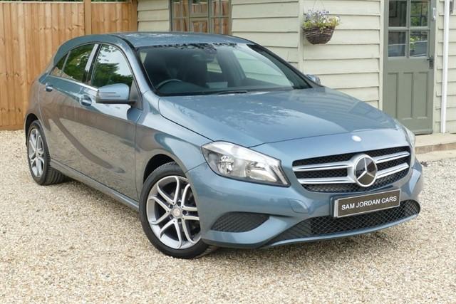 used Mercedes A180 CDI BLUEEFFICIENCY SPORT in bury-st-edmunds-suffolk