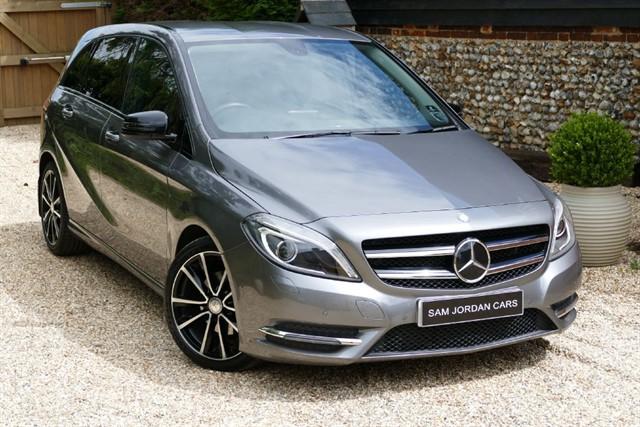 used Mercedes B200 CDI BLUEEFFICIENCY SPORT in bury-st-edmunds-suffolk