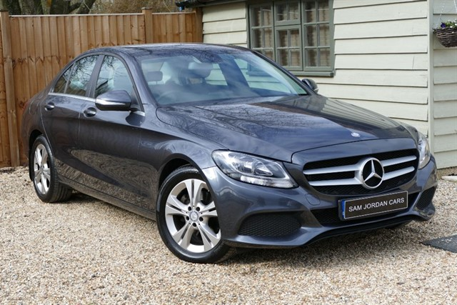 used Mercedes C220 BLUETEC SE EXECUTIVE in bury-st-edmunds-suffolk