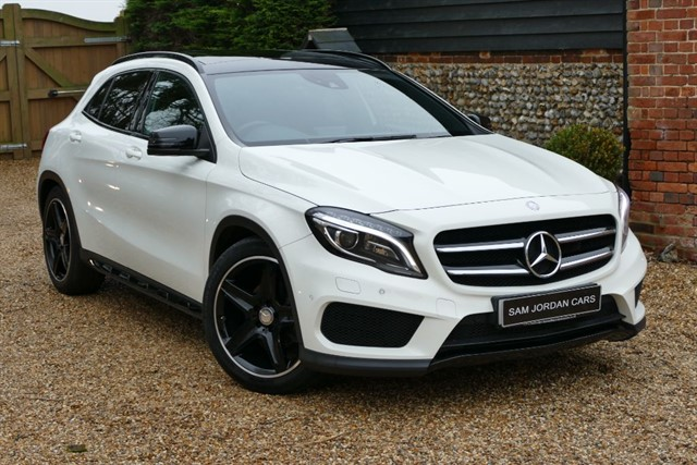 used Mercedes GLA200 GLA200 CDI AMG LINE PREMIUM PLUS in bury-st-edmunds-suffolk