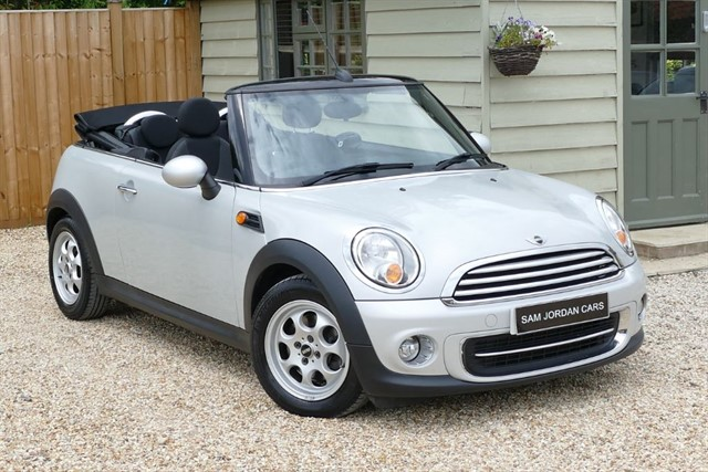 used MINI Convertible COOPER in bury-st-edmunds-suffolk