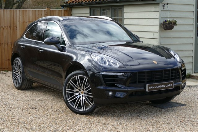 used Porsche Macan D S PDK in bury-st-edmunds-suffolk
