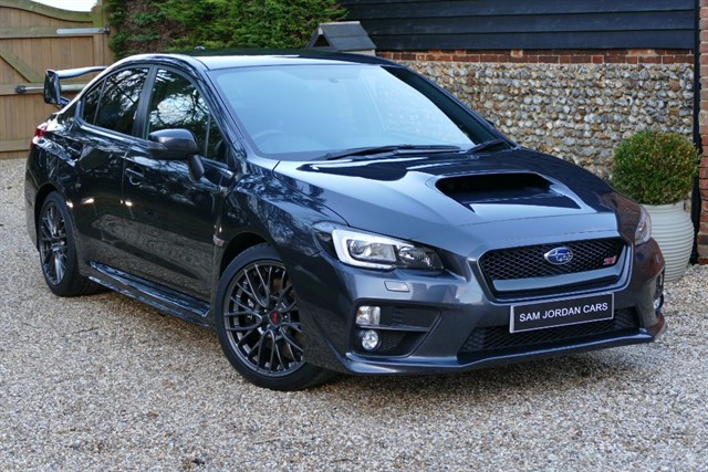 used Subaru WRX STI TYPE UK AWD in bury-st-edmunds-suffolk