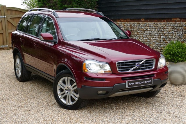 used Volvo XC90 D5 SE LUX AWD in bury-st-edmunds-suffolk