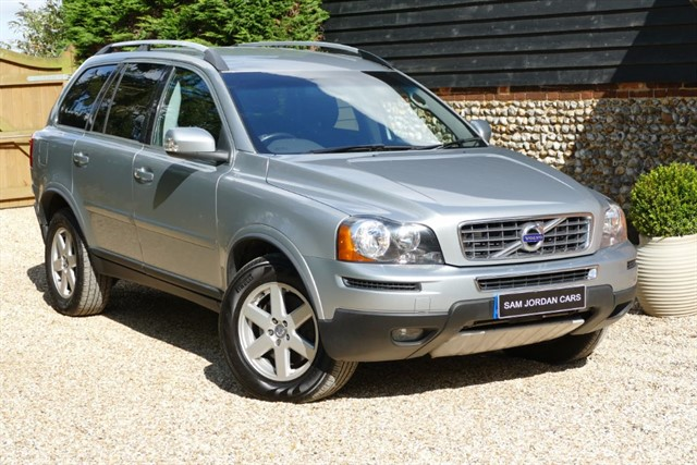 used Volvo XC90 D5 ACTIVE AWD in bury-st-edmunds-suffolk