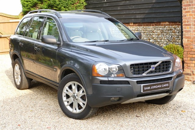 used Volvo XC90 D5 SE AWD in bury-st-edmunds-suffolk