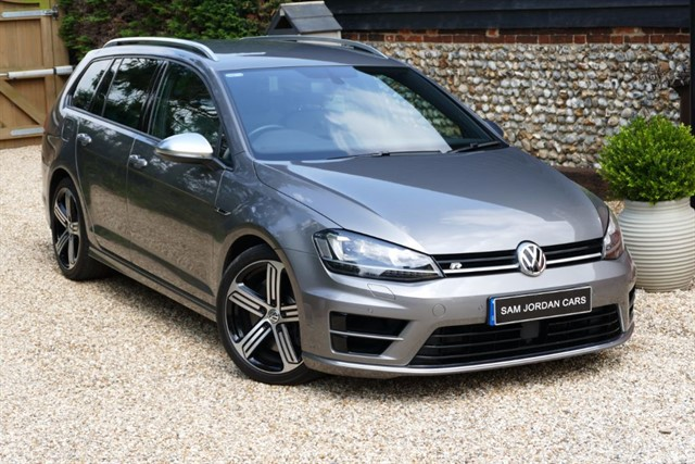 used VW Golf R TSI DSG in bury-st-edmunds-suffolk
