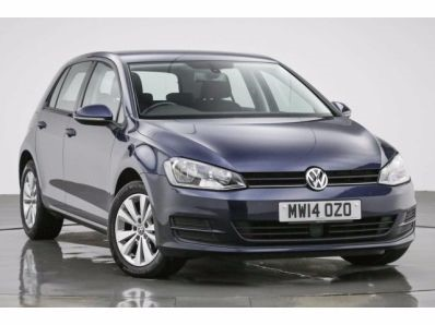 used VW Golf 1.6 SE TDI DSG BLUEMOTION TECHNOLOGY in bury-st-edmunds-suffolk
